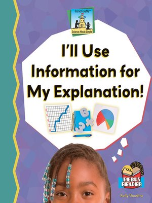 cover image of I'll Use Information for My Explanation!
